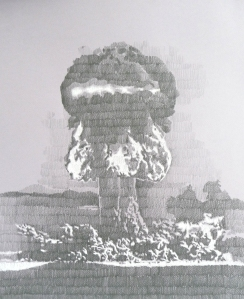 A bomb 7