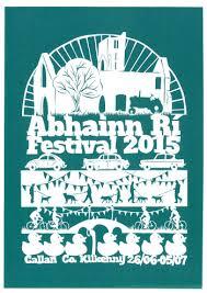 abhainn ri festival poster